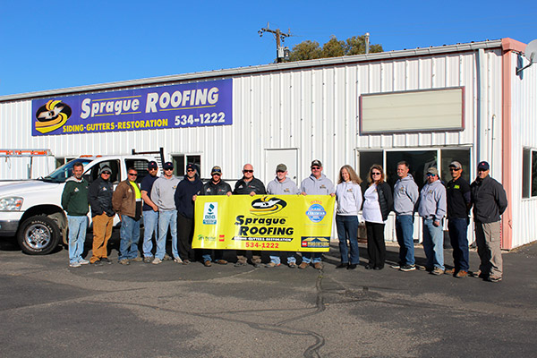 Sprague Construction Roofing Llc About Us Billings Mt