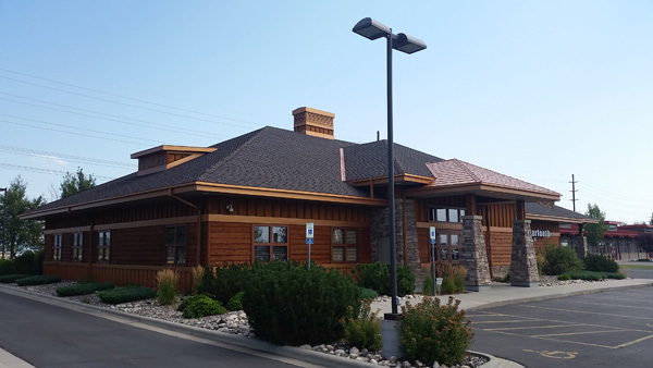 commercial shingle roofing