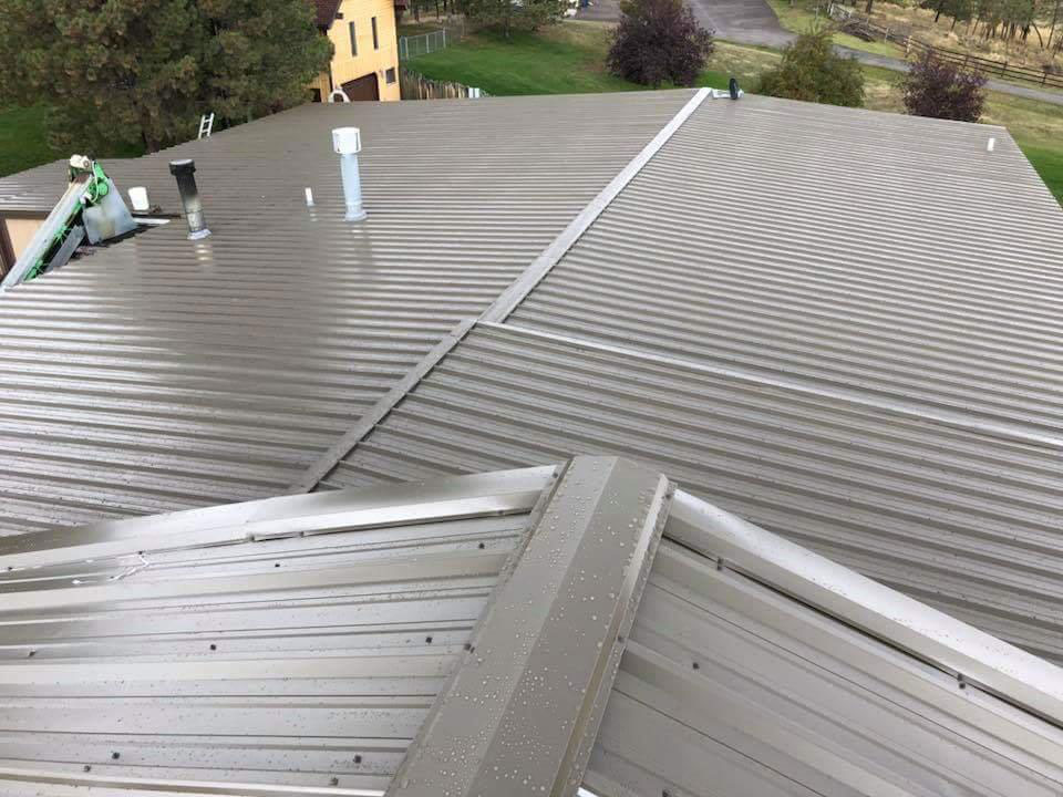 Metal Roofing Type