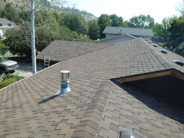 Residential Roofing Type