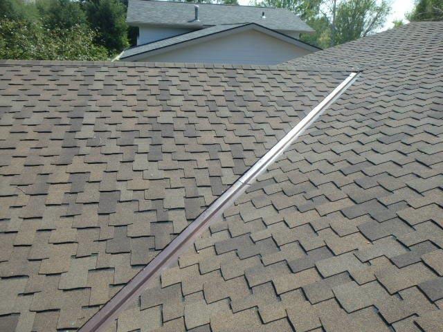 Shingle Roof Installation